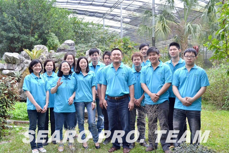 SEARO professional team