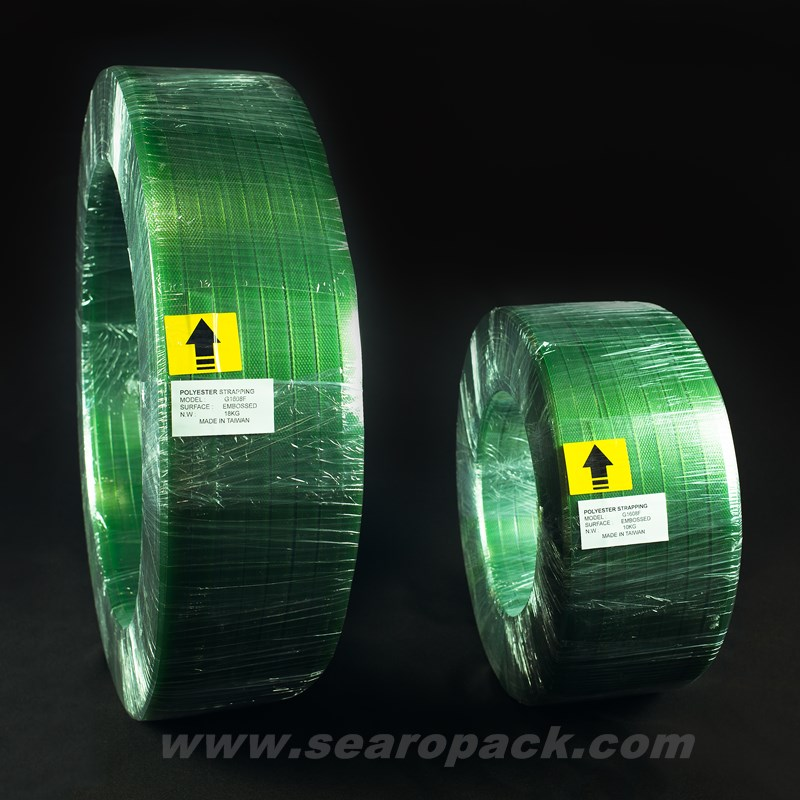 SEARO polyester (PET) strapping